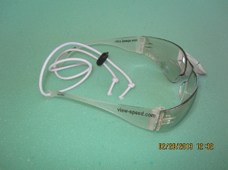 View-Speed Cyclops Glasses